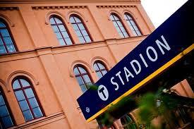 starris stadion skylt